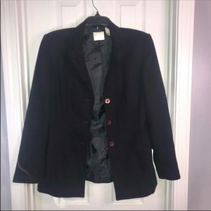 Emma James Black Fitted Blazer
